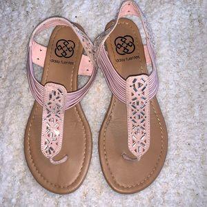 Daisy Fuentes sandals
